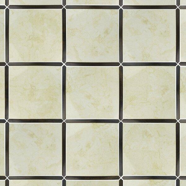 Exclusif 17.63 x 15.13 Ceramic Field Tile in Mistral by EliteTile
