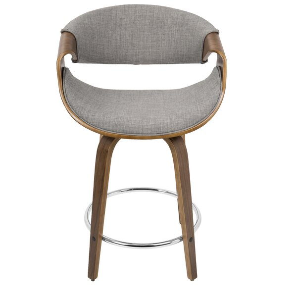 Auburn 24 Swivel Bar Stool by Langley Street