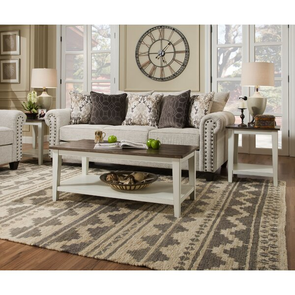 Alter 2 Piece Coffee Table Set By August Grove.