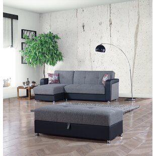 Aimilia 3 Piece Sleeper Living Room Set by Ebern Designs