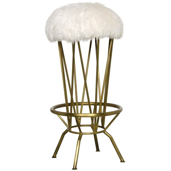 Marsha Accent Stool by Noir