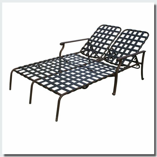 Andrew Double Reclining Chaise Lounge