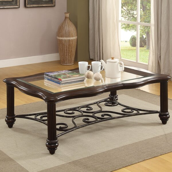 Wentzel Coffee Table by Astoria Grand