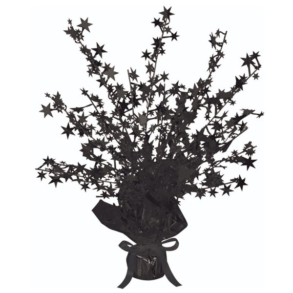 Star Gleam 'N Burst Centerpiece (Set of 4) by The Party Aisle