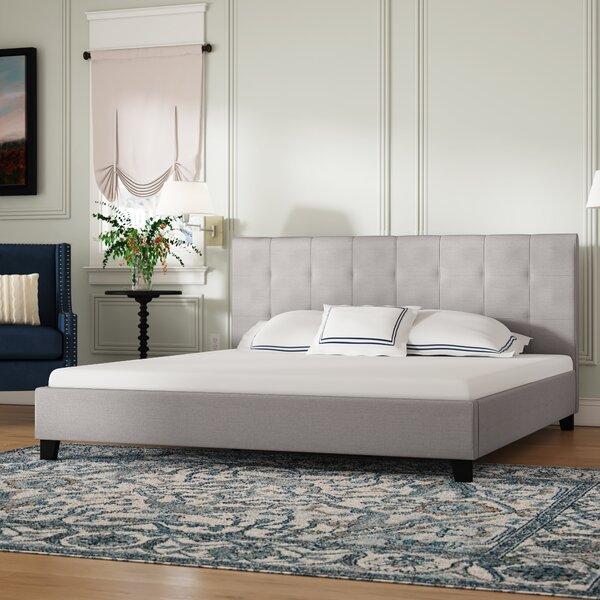 Konopka Upholstered Platform Bed by Alcott Hill
