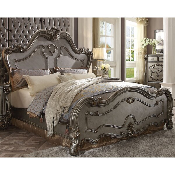 Emilia Luxury Standard Bed by Astoria Grand