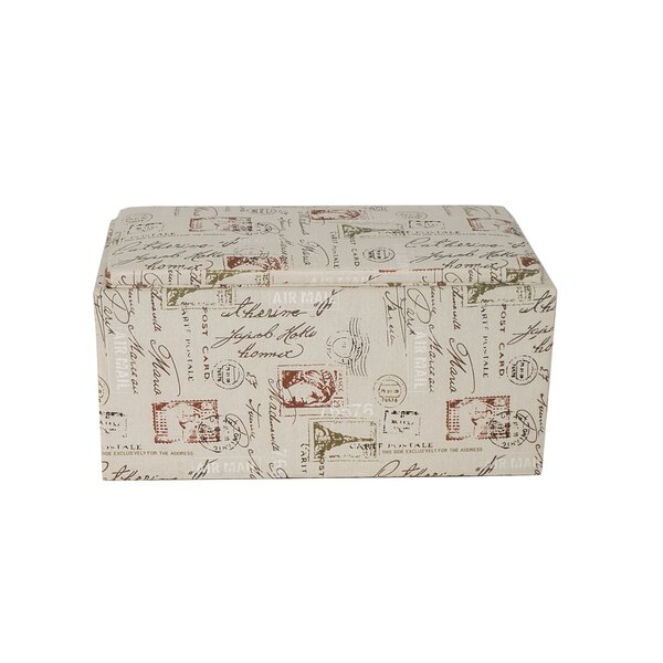 Danielson Upholstered Storage Bench by Charlton Home