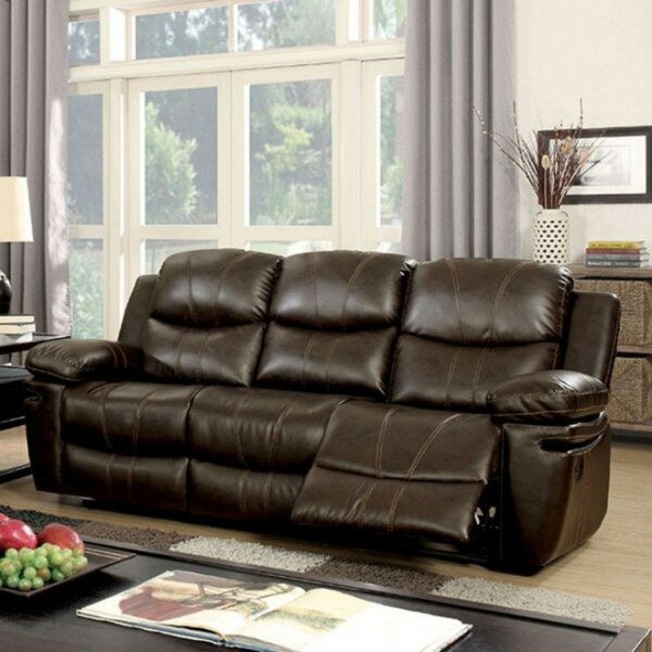 Buy Online Discount Darion Reclining Sofa by Red Barrel Studio by Red Barrel Studio