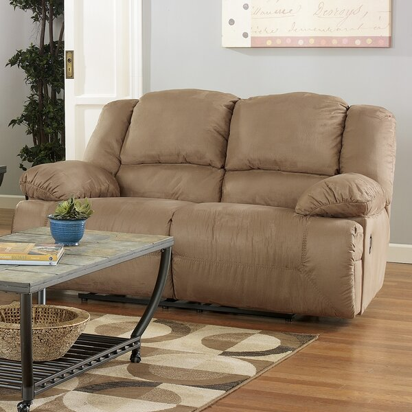 New Collection Shullsburg Reclining Loveseat by Winston Porter by Winston Porter