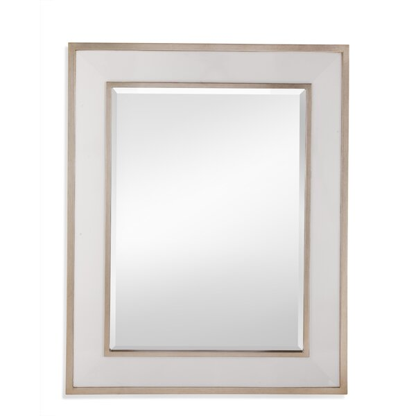 Juhl Accent Mirror by Charlton Home