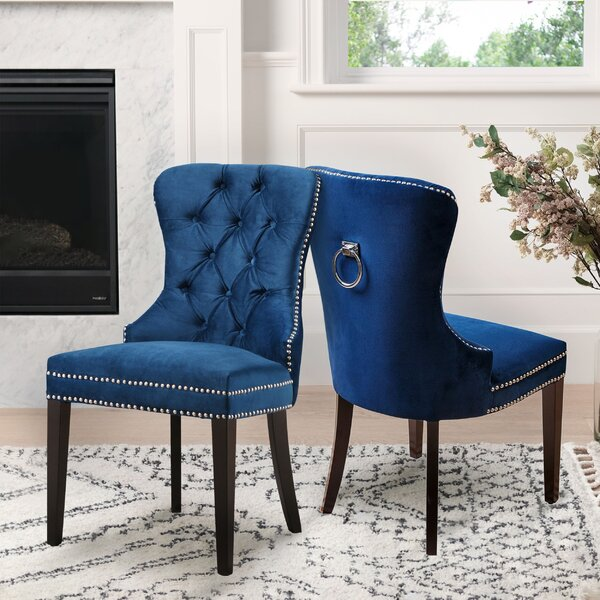 Zaphod Upholstered Dining Chair by Willa Arlo Interiors