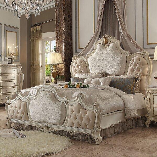 Linden Boulevard Upholstered Standard Bed by Astoria Grand