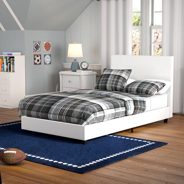 Hayley Upholstered Platform Bed by Trule Teen