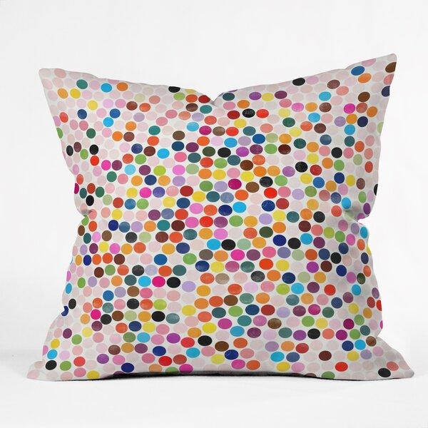 Colombo 3 Throw Pillow by Brayden Studio