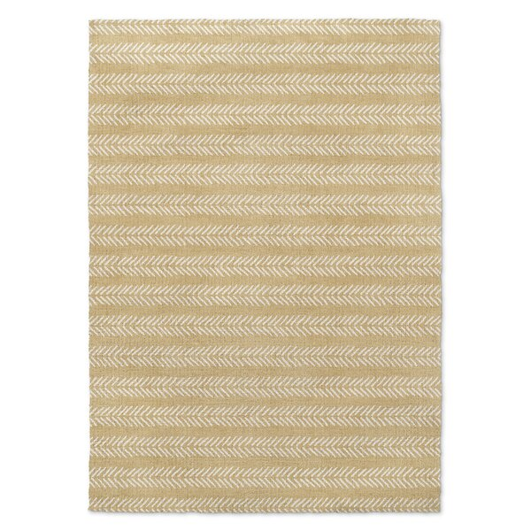 Cream Area Rug by Foundry Select