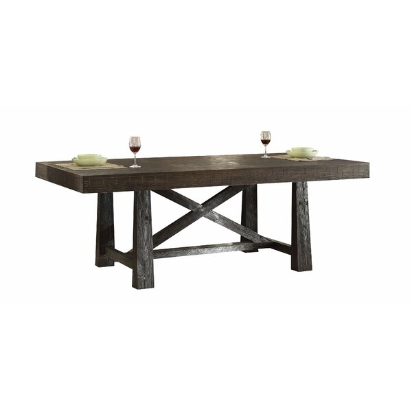 Twitty Dining Table by Gracie Oaks
