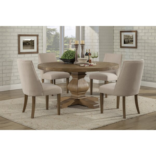 Whitten 5 Piece Dining Set by Gracie Oaks