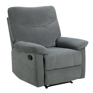 Cecelia Manual Recliner by Andover Mills