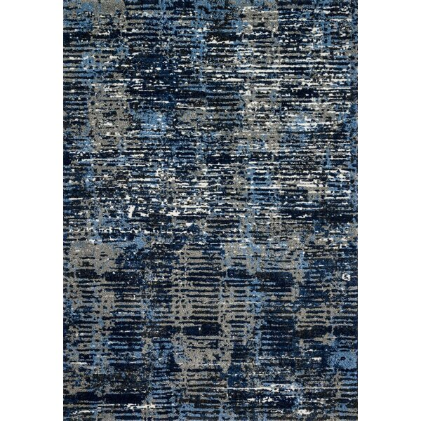 Abbie Blue/Gray Area Rug by Williston Forge