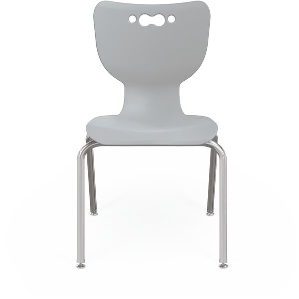 Hierarchy 14 Plastic Classroom Chair (Set of 5) by