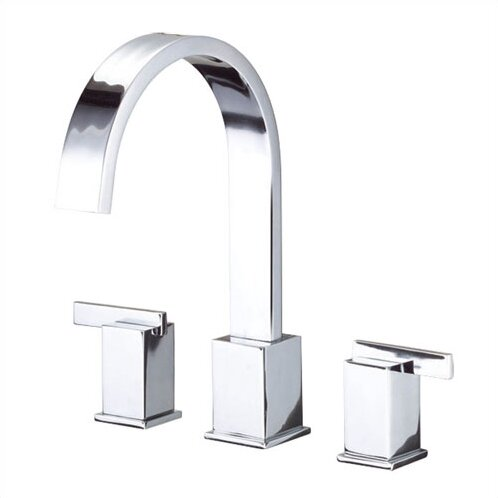 Sirius Double Handle Deck Mounted Roman Tub Faucet Trim By Danze®