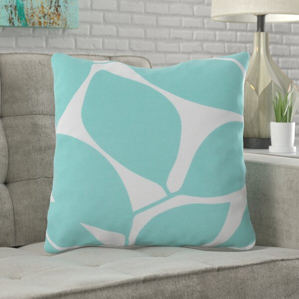 Cluff Cotton Throw Pillow by Mercury Row