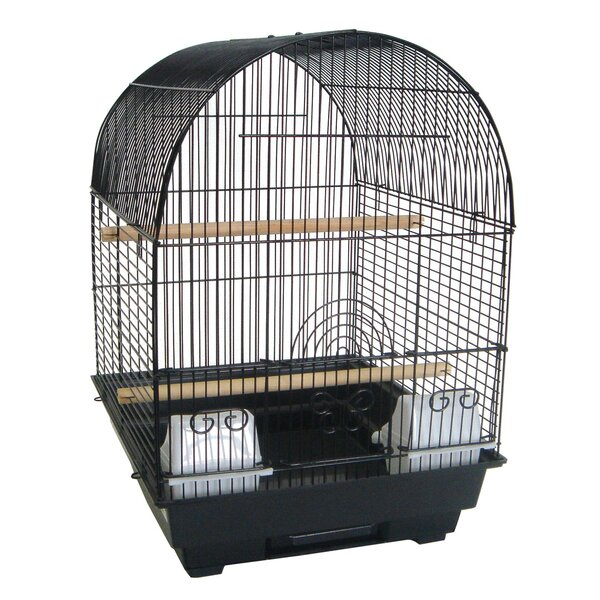 Round Dome Top Bird Cage by YML