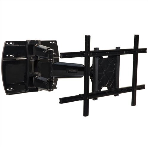 SmartMount Articulating/Tilt/Swivel Universal Wall Mount for 37 - 60 Flat Panel Screens by Peerless-AV