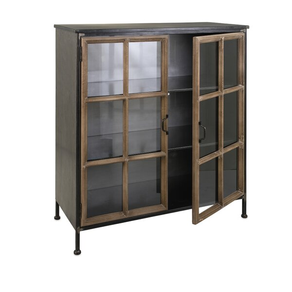 Minix 2 Door Accent Cabinet by Williston Forge