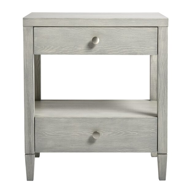 Bedside 2 Drawer Nightstand by Coastal Living™ by Universal Furniture