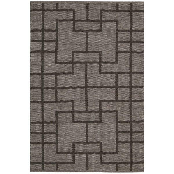 Maze Slate Area Rug by Barclay Butera