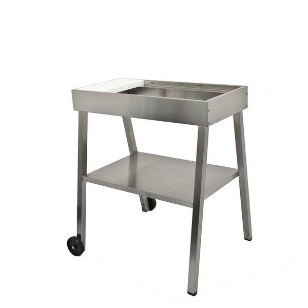 Portable Grill Cart by Kenyon