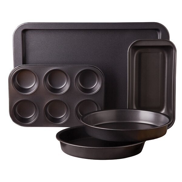 5-Piece Non-Stick Bakeware Set by Sunbeam