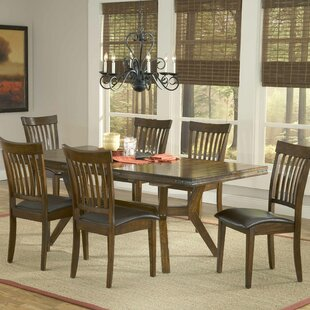 Affordable Arbor Hill 7 Piece Dining Set by Hillsdale Furniture
