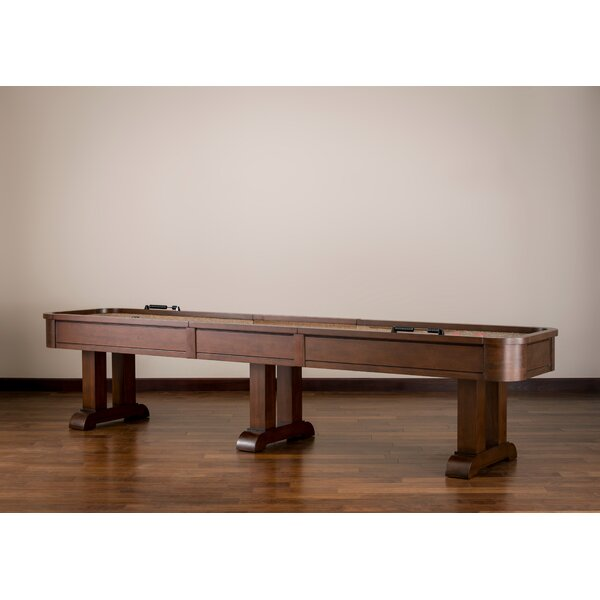 Milan Shuffleboard Table by American Heritage