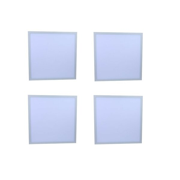 Panel High Bay (Set of 4) by Elegant Lighting