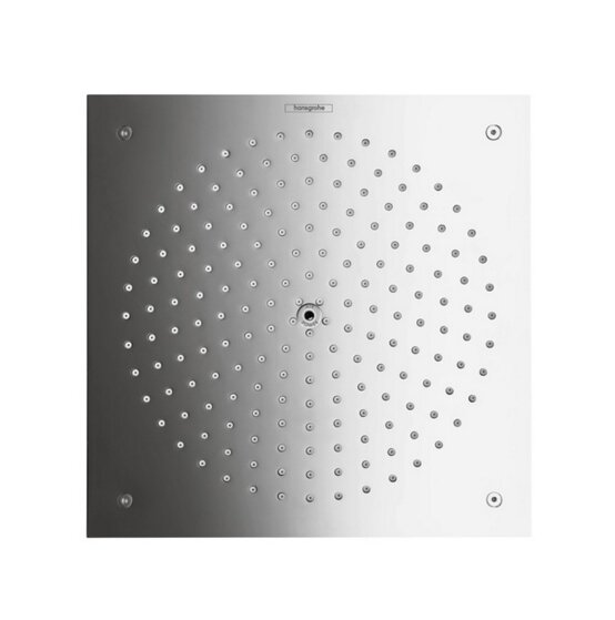 Raindance 2.5 GPM Rain Shower Head By Hansgrohe