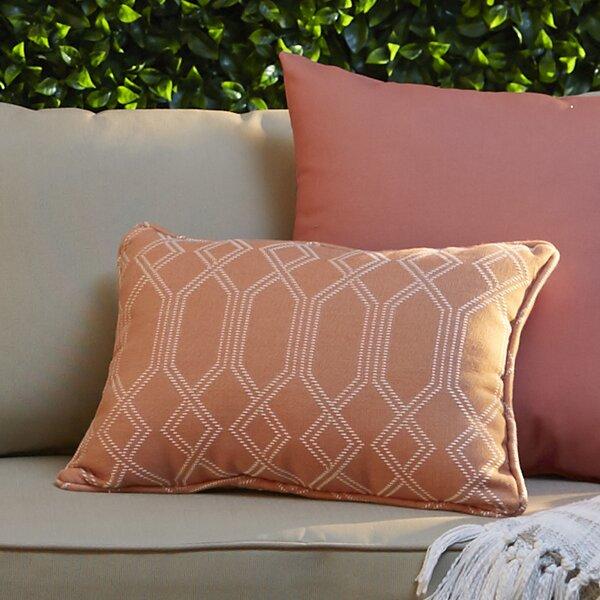Adairsville Indoor/Outdoor Lumbar Pillow by Laurel Foundry Modern Farmhouse