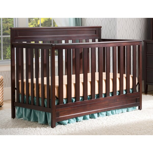 Geneva 4-in-1 Convertible Crib by Delta Children