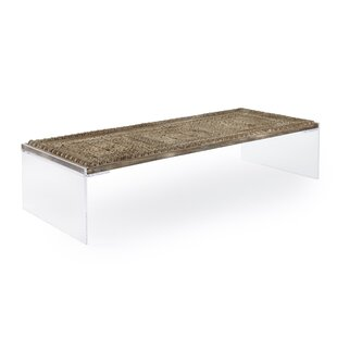 Ralston Coffee Table Square Feathers