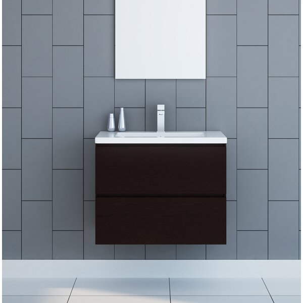 Samaira 30 Single Hole Bathroom Vanity Set by Willa Arlo Interiors