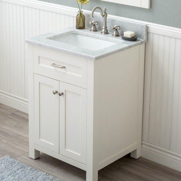 Daughtery 24 Single Bathroom Vanity Set