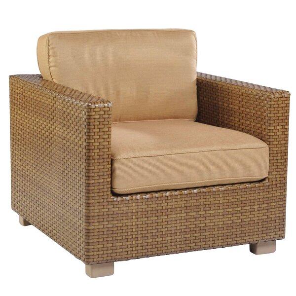 Sedona Patio Chair with Cushions by Woodard