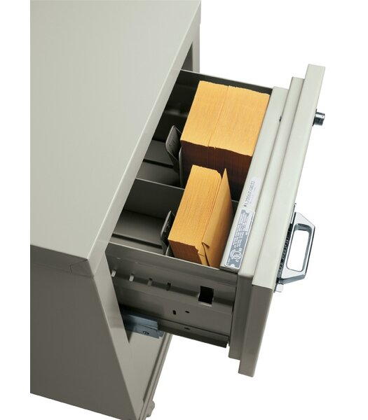 Full Depth Card Tray for Card, Check and Note File by FireKing