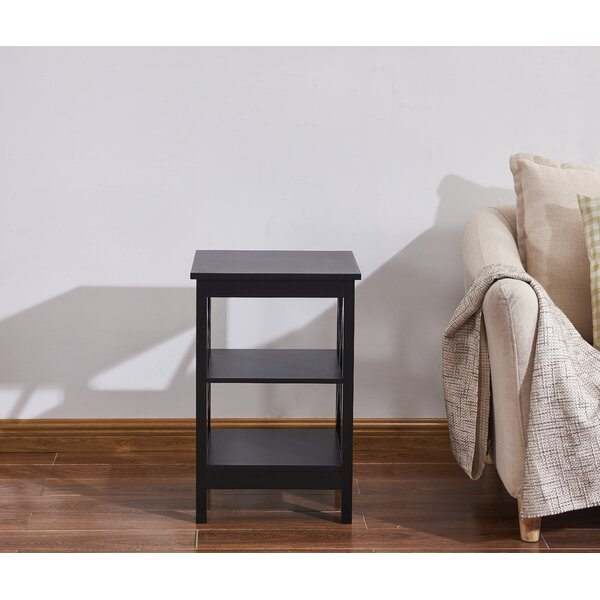 Wilder End Table by Beachcrest Home