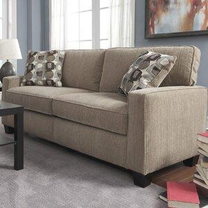 Read Reviews Serta® RTA Palisades 73 Sofa by Serta at Home