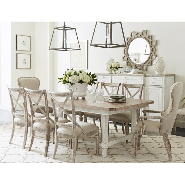 Juniper Dell 9 Piece Extendable Dining Set by Stanley Furniture
