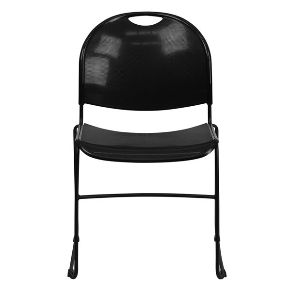 Laduke Armless Stacking Chair by Symple Stuff