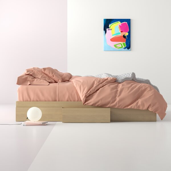 Vibe Storage Platform Bed by Hashtag Home