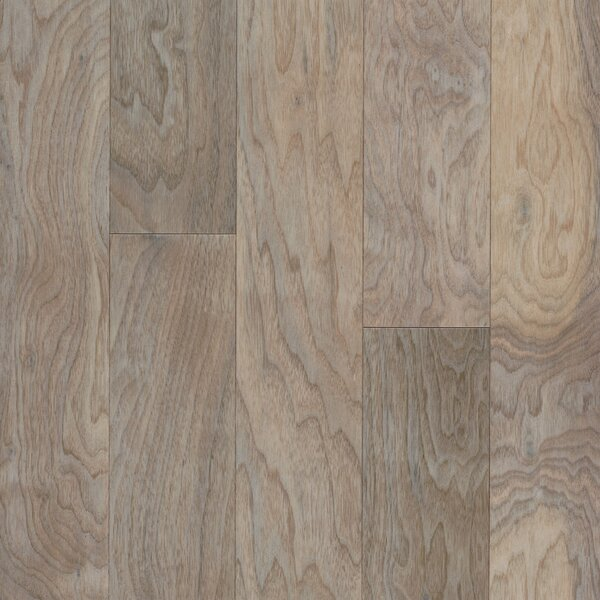 5 Engineered Walnut Hardwood Flooring in Shell White by Armstrong Flooring